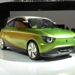 Suzukis Konzeptfahrzeug G70