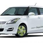 Der Suzuki Swift Range Extender in Weiss