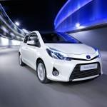 Toyota wird die Hybrid-Version des Yaris in Genf zeigen
