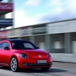 VW Beetle 2012 mit vielen Änderungen