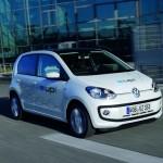 Die Elektroversion des neuen VW Up