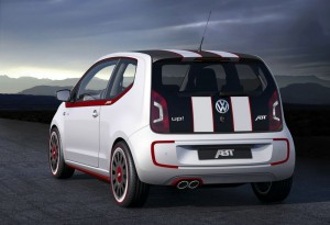 Die Tuningversion des Volkswagen Up: Der VW Up Abt