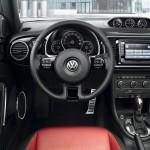 Das Cockpit des neuen VW Beetle
