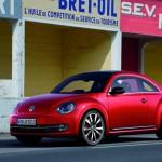 Der neue VW Beetle (Standaufnahme)