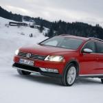 Der Volkswagen Passat Alltrak ist mit Front- und Allradantrieb zu haben
