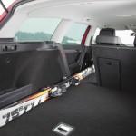 Der Kofferraum des neuen Volkswagen Passat Alltrak