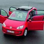 Der Volkswagen Up bald auch als GT