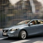 Volvo V40 2012 wird auf der Genfer Autosalon präsentiert