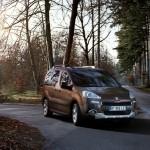 Peugeot hat den Partner Tepee überarbeitet