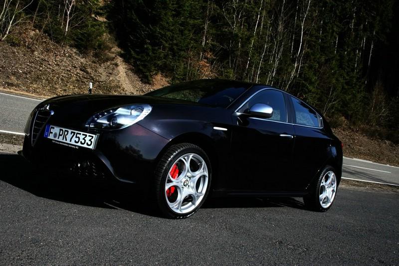 Alfa Romeo Giulietta TCT 2012 im Test