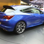 Der Opel Astra GTC OPC mit 280 PS