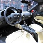 Das Cockpit des neuen Audi A3