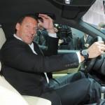 Der Audi A3 Innenraum - Genfer Autosalon 2012