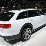 2012 Audi A6 Allroad auf der Genfer Automesse