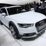 Audi präsentiert den A6 Allroad