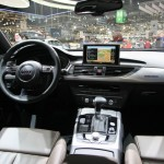Der Innenraum des neuen Audi A6 Allroad