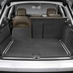 Der Kofferraum des Audi A6 Allroad Quattro