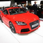 Audi TT RS Plus mit 360 PS