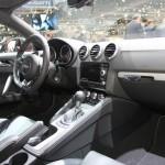 Der Innenraum des neuen Audi TT RS Plus