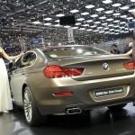 BMW präsentiert das neue 6-er Gran Coupe