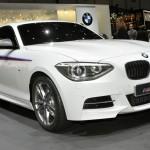 Der BMW Concept M135i auf dem Genfer Salon 2012