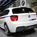 Concept Car BMW M135i auf der Messe in genf