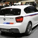 BMW Concept M135i (Weiss) in der Heckansicht