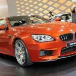 Das BMW M6 Coupe auf dem Genfer Autosalon 2012