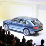 Der EXP 9F ist einen Studie von Bentley