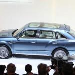 Die Studie Bentley EXP 9F auf dem Genfer Salon 2012