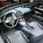 Das Cockpit des Bugatti Veyron 16.4 Grand Sport Vitesse