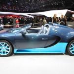 Bugatti zeigt Veyron 16.4 Grand Sport Vitesse auf dem Genfer Autosalon 2012