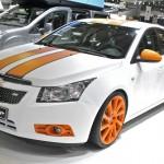 Chevrolet Cruze von Irmscher auf dem Genfer Autosalon 2012