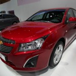 Chevrolet Cruze als Kombi (Station Wagon) in Genf