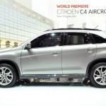 Citroen präsentiert Kompakt-SUV C4 Aircross in genf