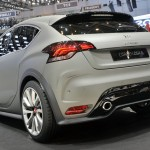 Die Motorsport-Variante, der Citroen DS4 Racing