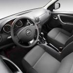 Der Innenraum des Dacia Duster Delsey