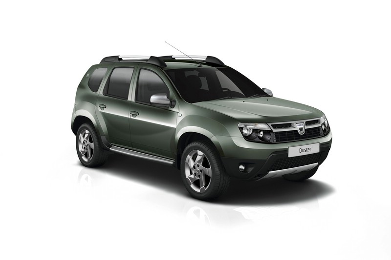 Dacia Duster als Sondermodell Delsey auf 1160 Stück limitiert