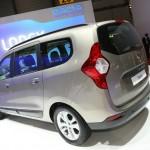 Kompakt-Van Dacia Lodgy auf dem Genfer Autosalon 2012
