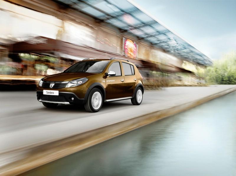 Der Dacia Sandero Stepway 2012 ist unter 10000 Euro zu bekommen