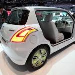 Elektroauto Swift Range Extender auf dem Genfer Autosalon 2012
