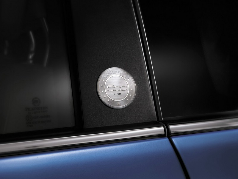 Der neue Fiat 500 America ist auf 500 Stück limitiert