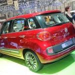 Fiat 500L auf dem Genfer Autosalon 2012