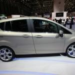 Der Ford B-Max - Bild von der Seite