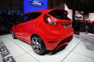 Der Ford Fiesta ST braucht weniger als sieben Sekunden von null auf 100 km/h