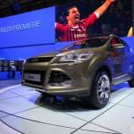Ford präsentiert den neuen Kuga in genf