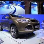 Ford Kuga auf der Automesse in genf 2012
