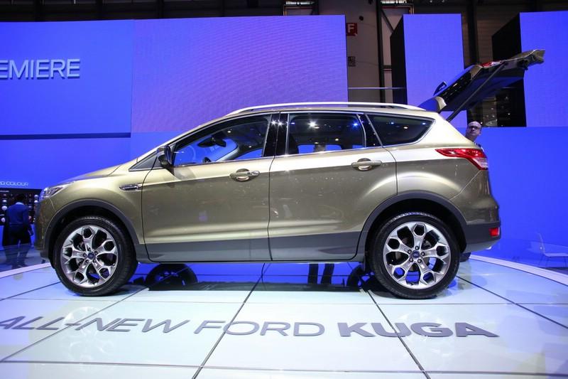 Die zweite Generation des Ford Kuga