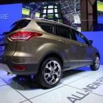 Ford Kuga Modell 2012 auf dem Genfer Autosalon 2012