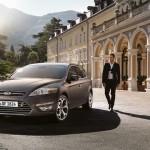 Das neue Sondermodell Ford Mondeo Titanium X